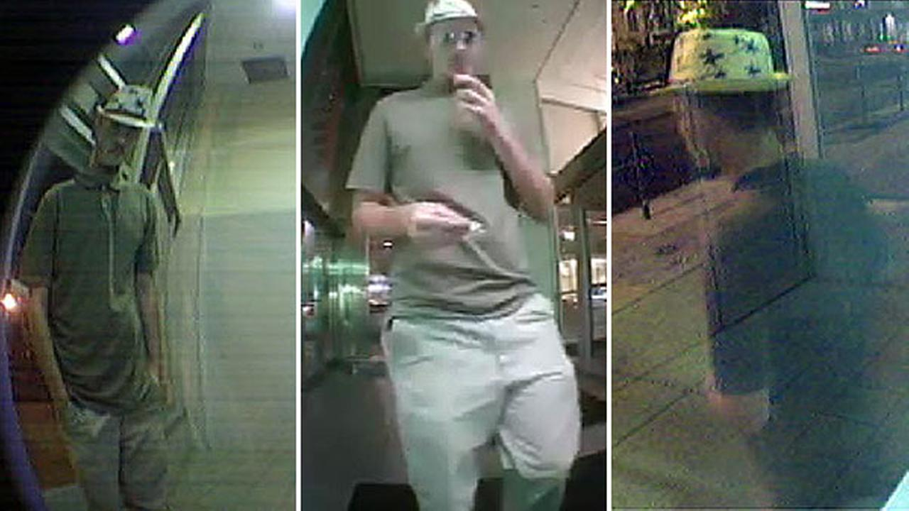 Photos show suspects who installed ATM skimmers in Center City, police say