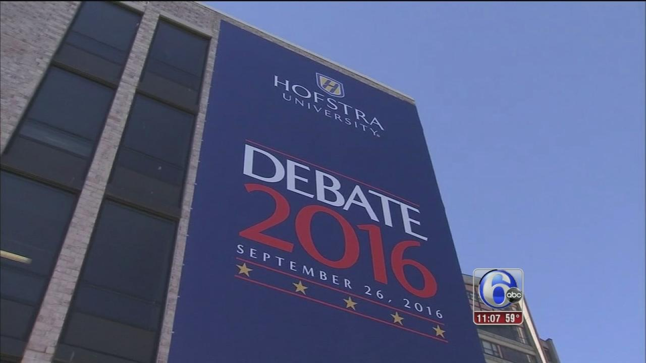 VIDEO: Debate preview