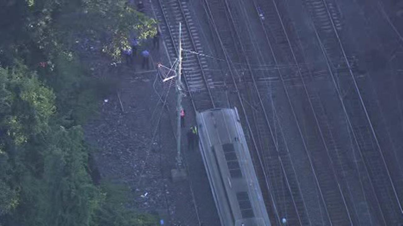 Passengers: Smoke fills SEPTA Regional Rail train