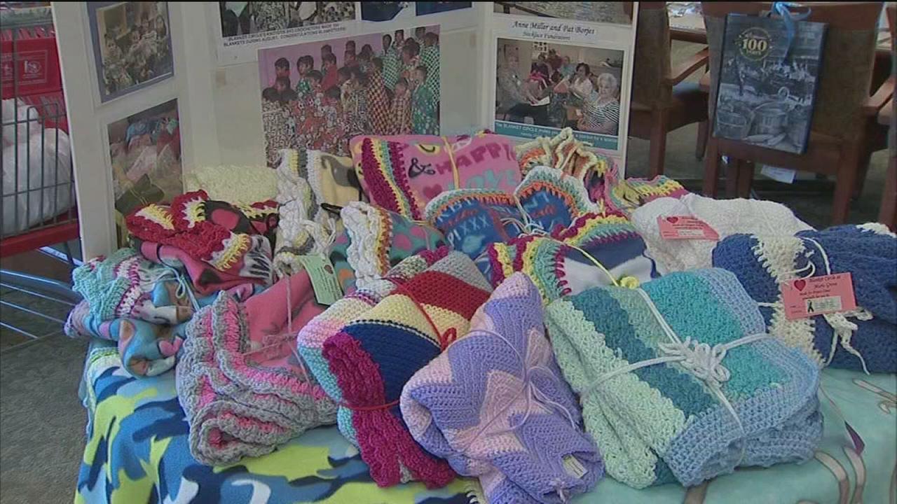 Blanket Circle celebrates a big milestone