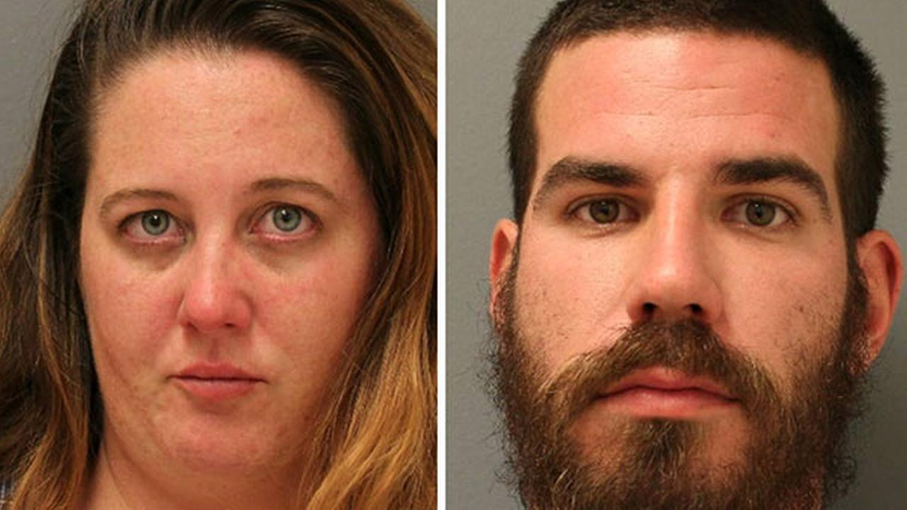 Couple accused of stealing donations meant for vets