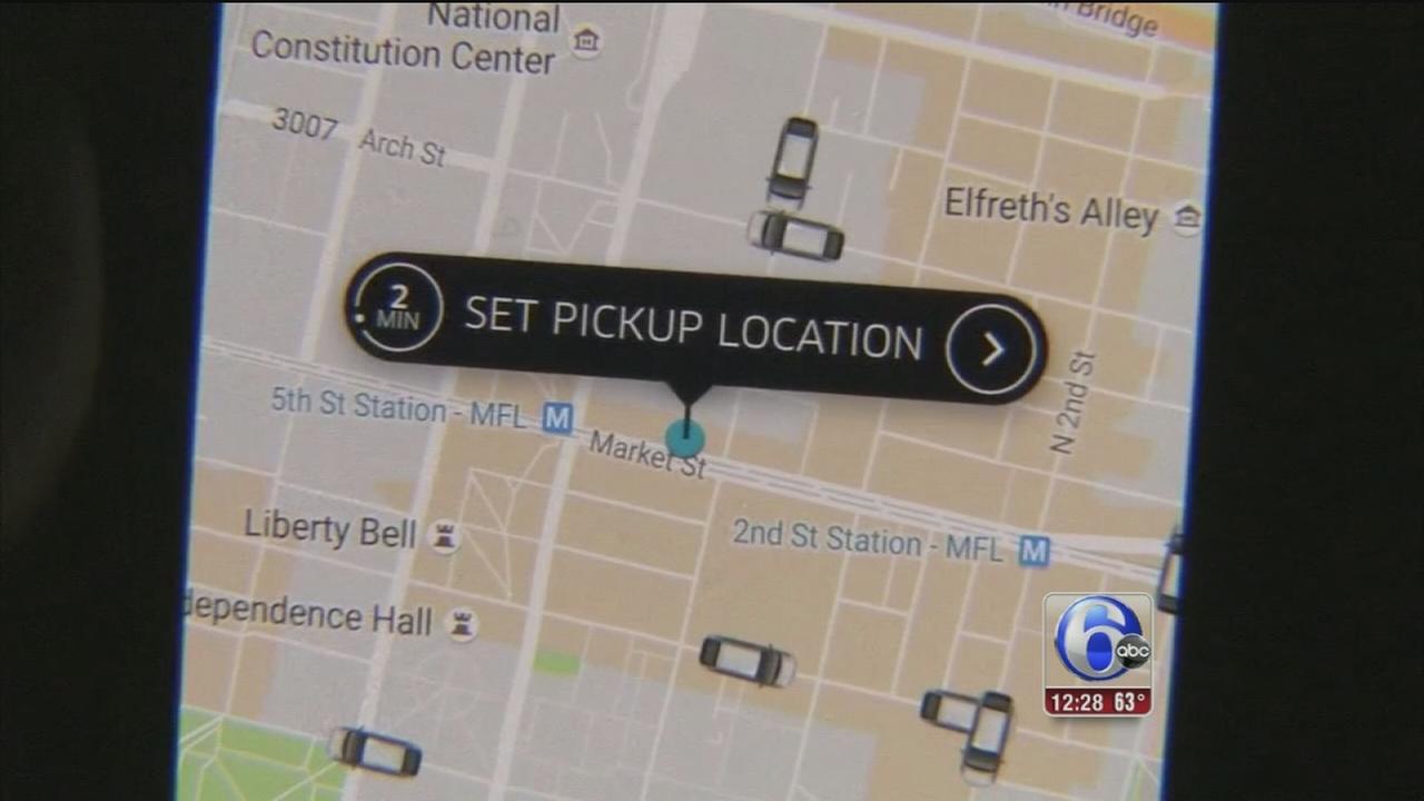 VIDEO: Uber Lyft