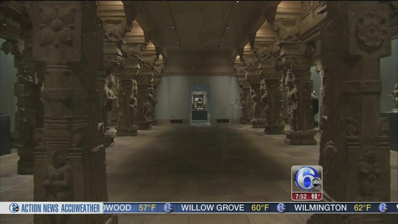 VIDEO: Philadelphia Museum of Art