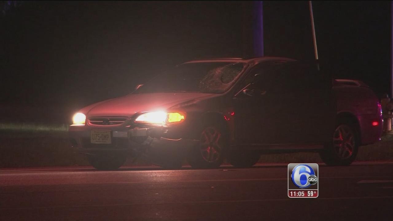 VIDEO: Pedestrian struck and killed