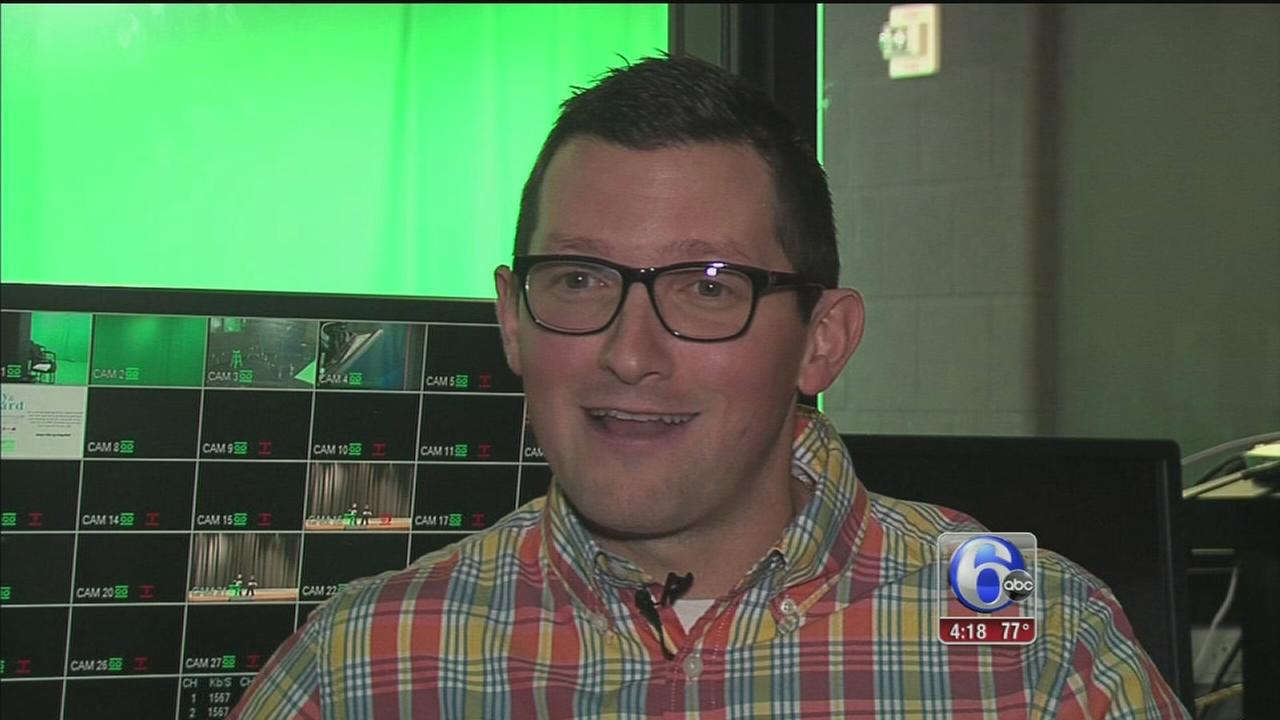 VIDEO: Local teacher named as finalist to co-host Live! With Kelly