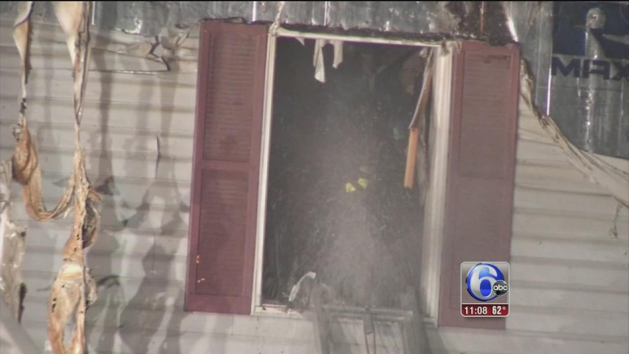 VIDEO: Upper Chi fire