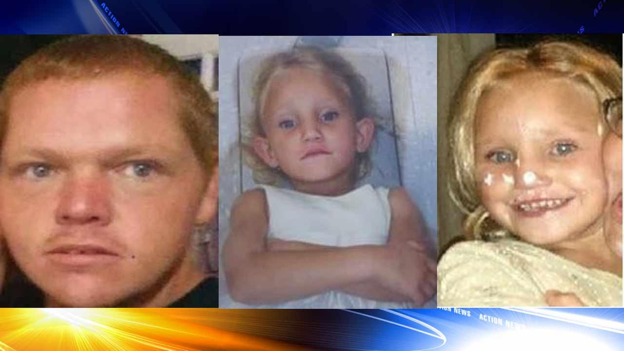 Police: Florida girl, 4, abducted by 'West Wild Hogs'