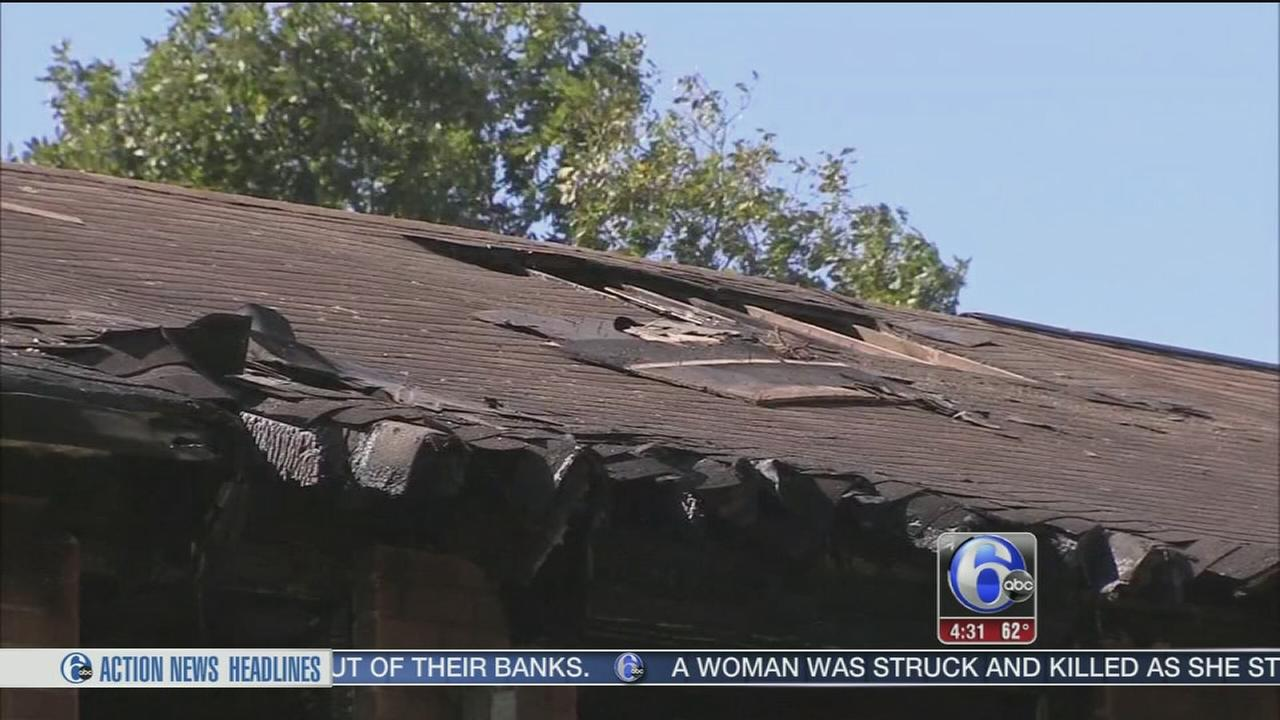 VIDEO: Fire forces residents from Pemberton apartments