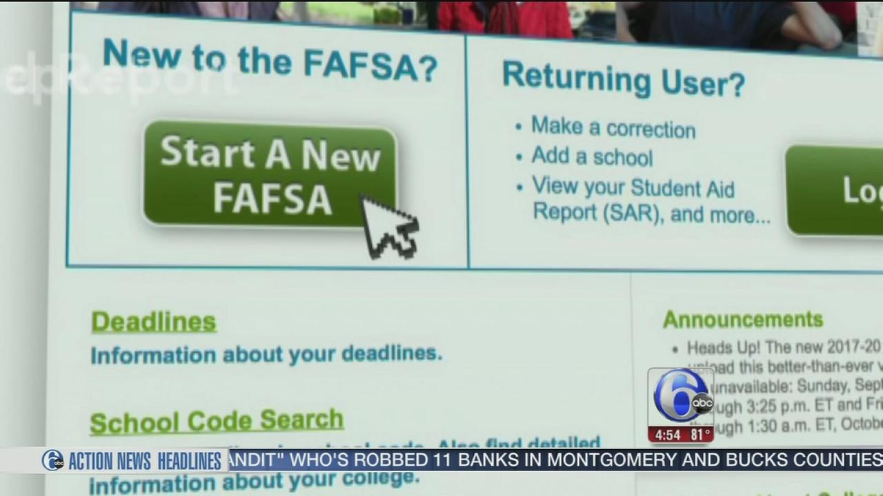 VIDEO: Consumer Reports: Applying early for student loans