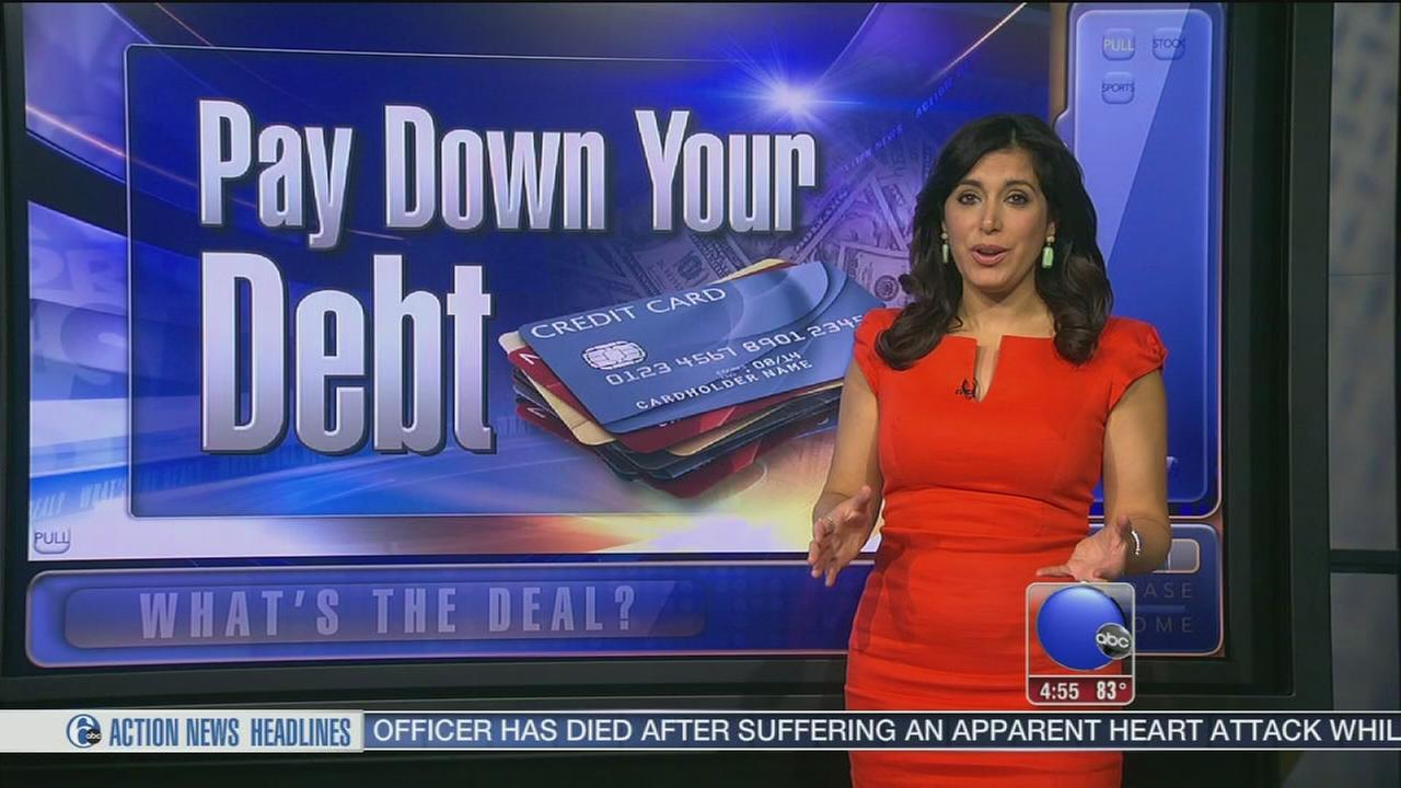 VIDEO: Whats the Deal: Reducing your debt