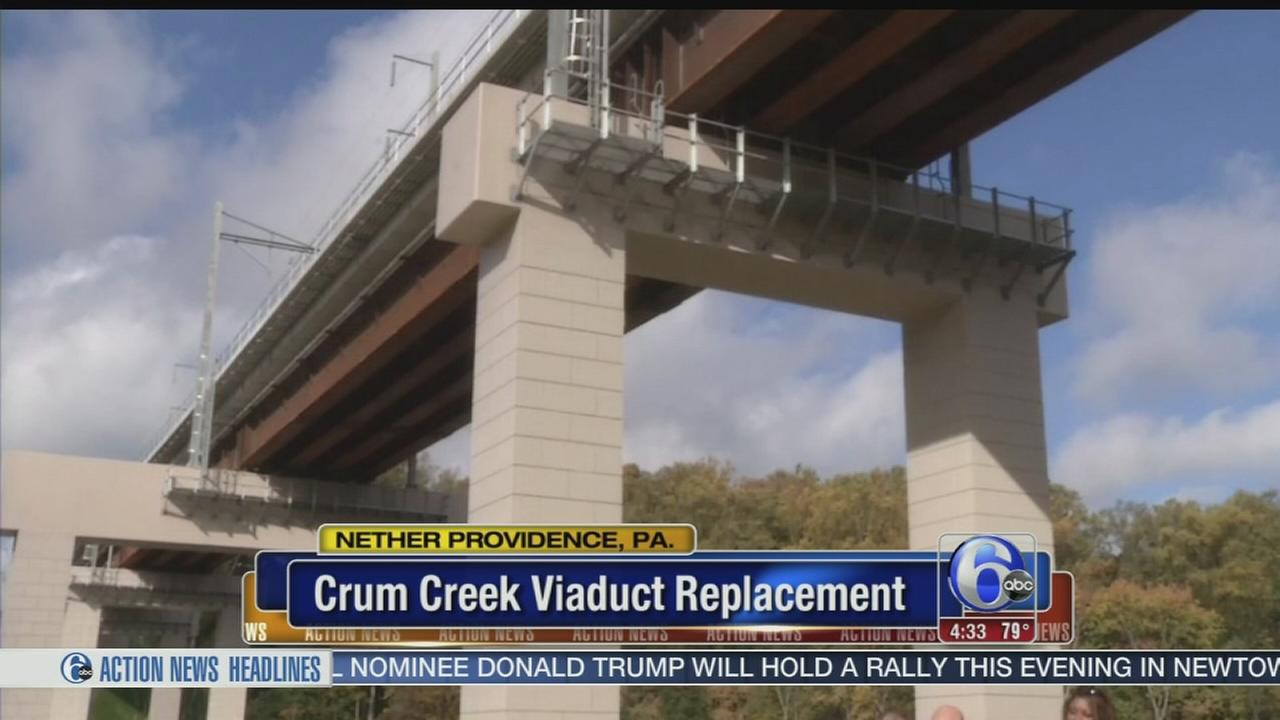 VIDEO: Crum Creek Viaduct