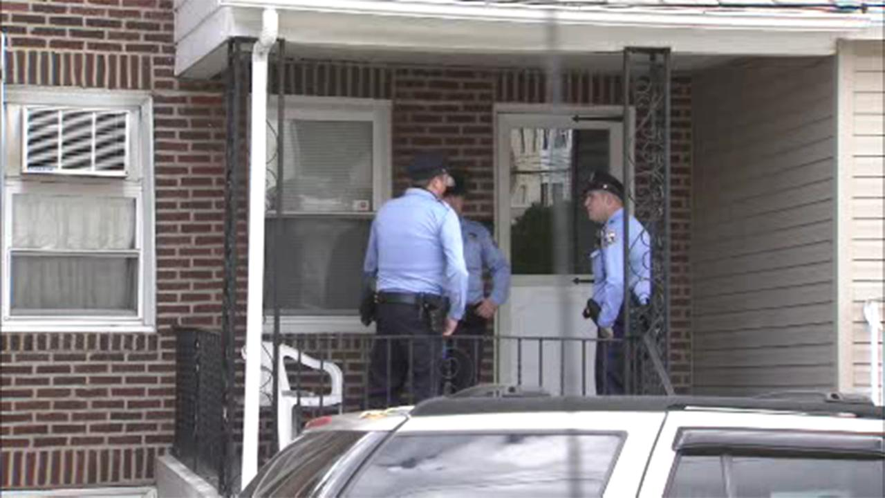 Police are investigating the sudden deaths of two South Philadelphia residents.