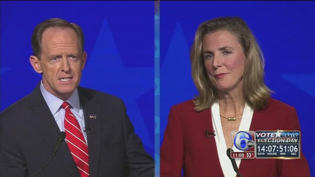 VIDEO: Pa. Senate Debate