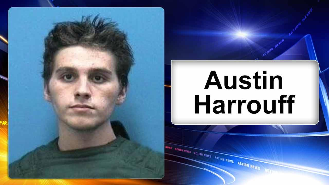 FILE - This Oct. 3, 2016, file photo, provided by the Martin County Sheriffs Office, shows Austin Harrouff.