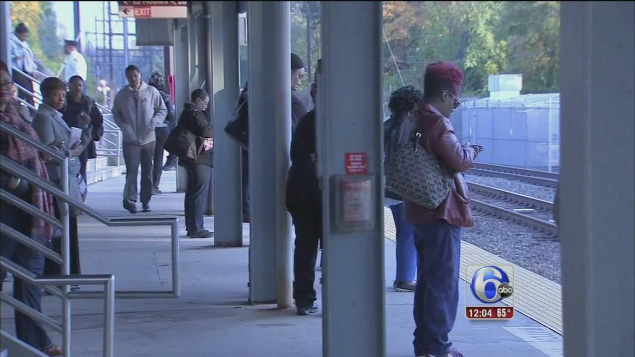 VIDEO: SEPTA riders cope with strike