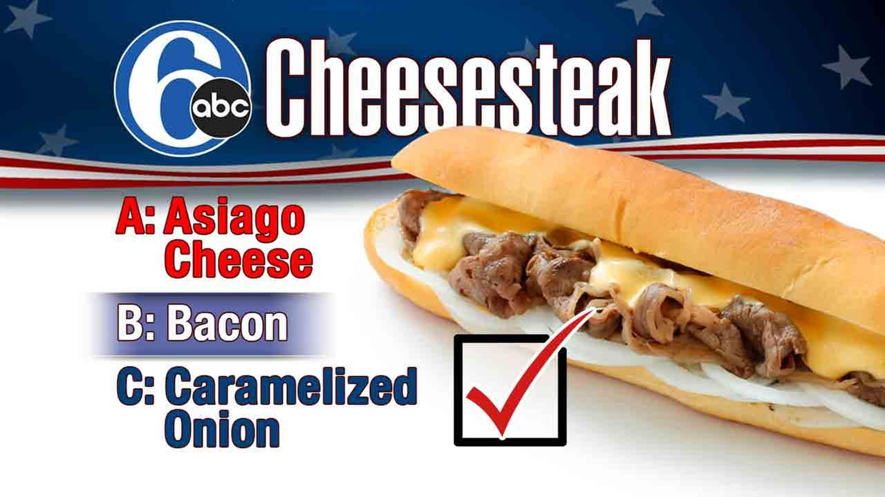 6abc, Pats Steaks team up to sell cheesesteaks for charity