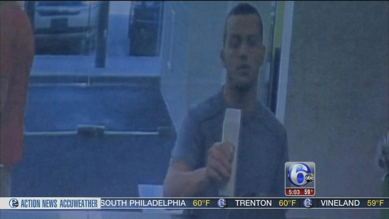 VIDEO: Police: Man stole check from grandmother with cancer