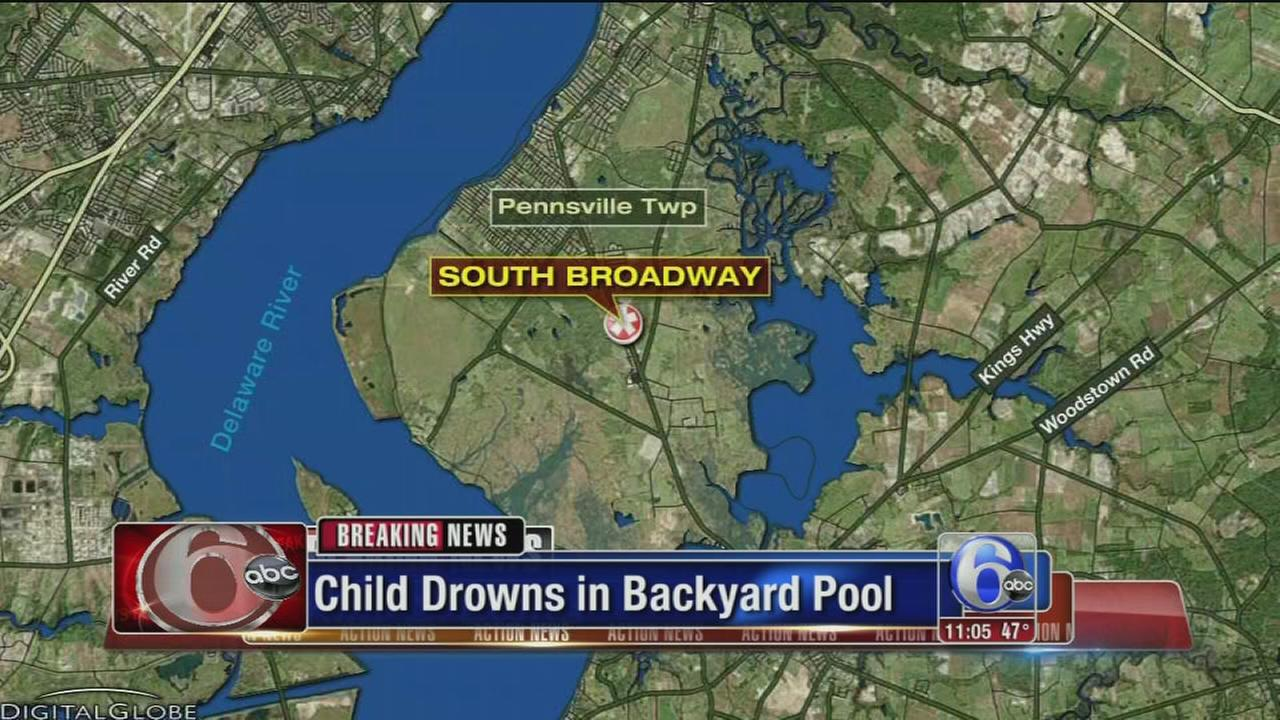 VIDEO: Child drowns