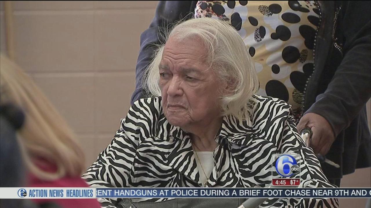 VIDEO: 99-year-old woman excited to vote in another historic election