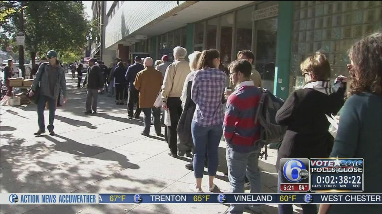 VIDEO: Easing election day anxieties