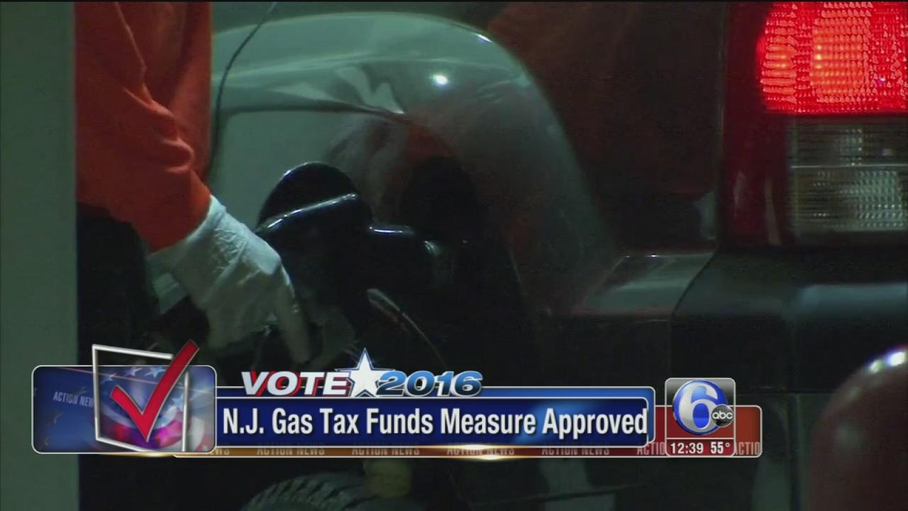 VIDEO: Tax gas referendum in NJ