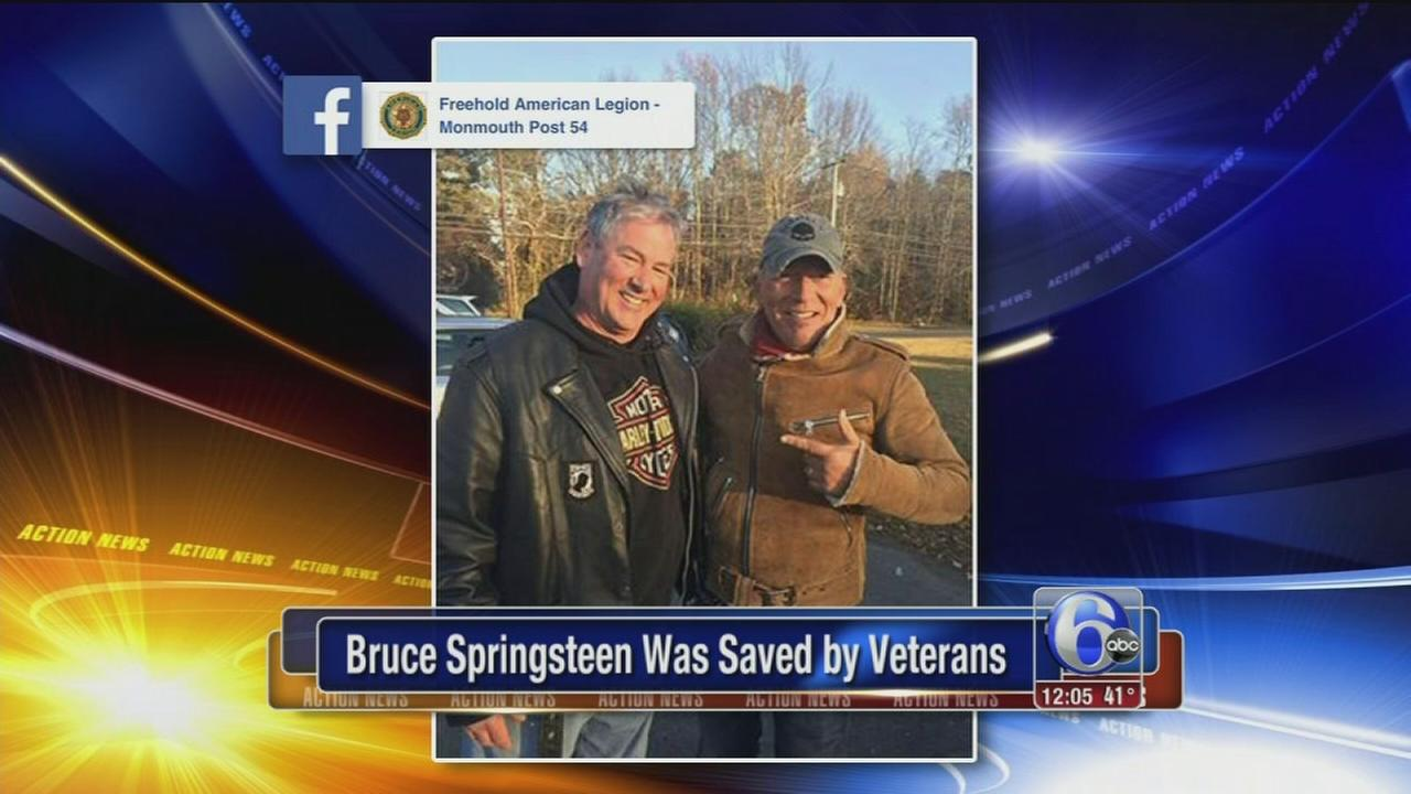 VIDEO: Vets save Bruce