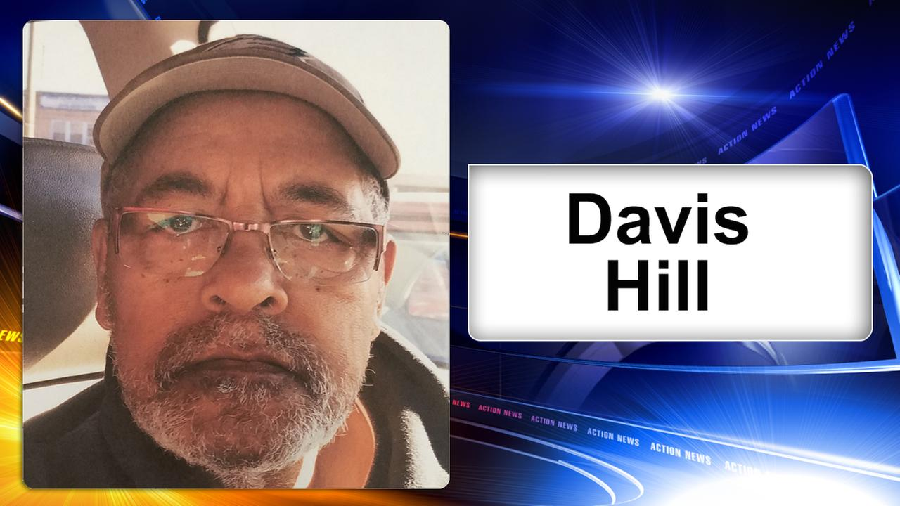 Philadelphia police search for missing 77-year-old man