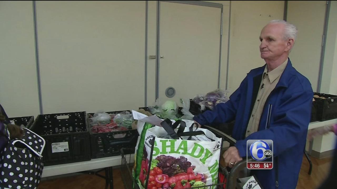 VIDEO: Good Samaritan Food Pantry helps feed the region?s hungry