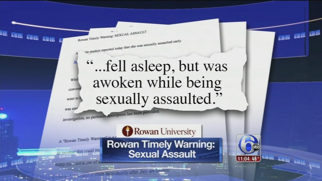 VIDEO: Rowan issues warning
