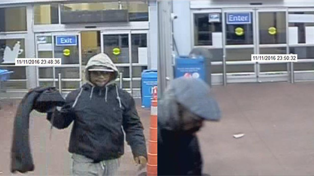 armed robbery at walmart in king of prussia