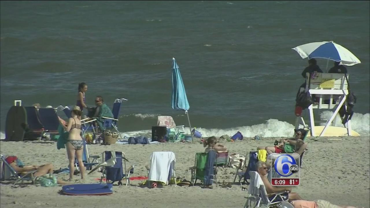 VIDEO: Final holiday weekend fun in Avalon