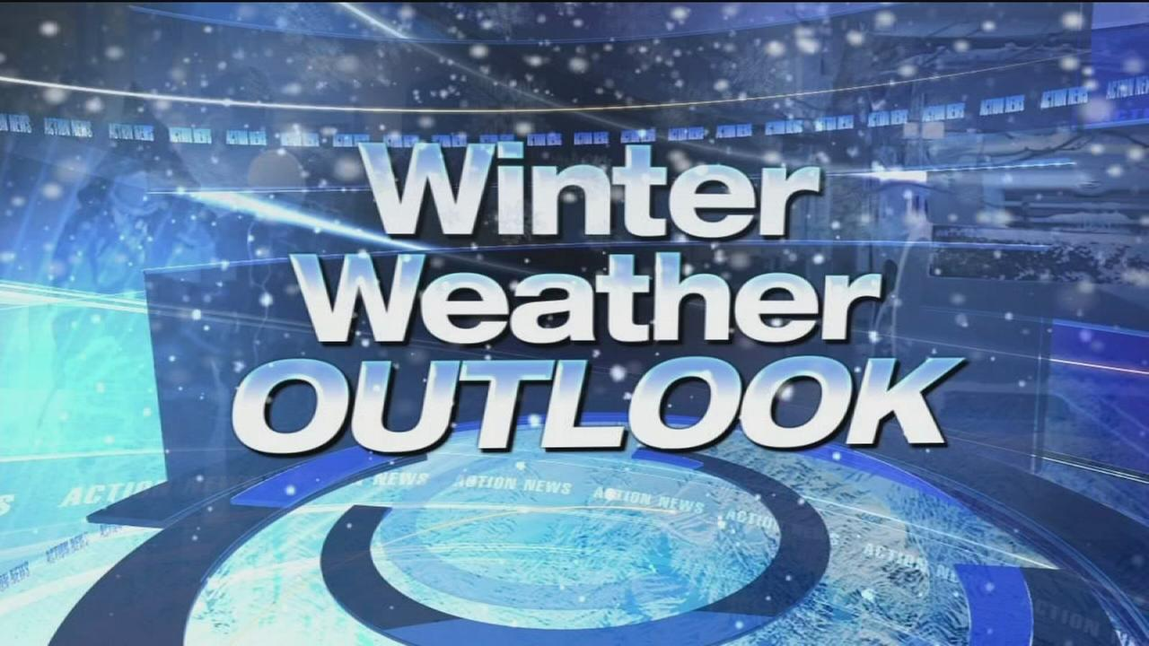 VIDEO: Winter weather outlook