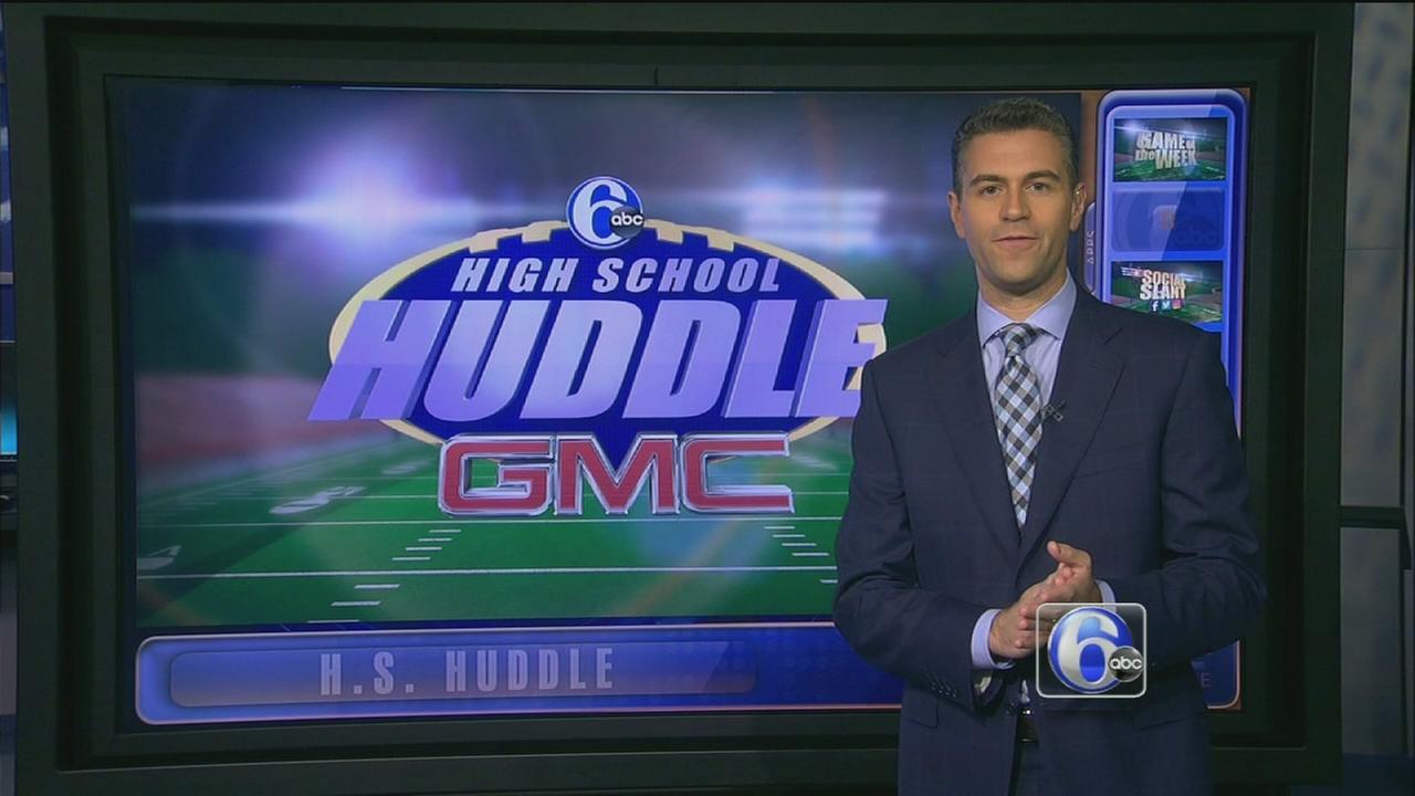 VIDEO: HS Huddle Wk 12