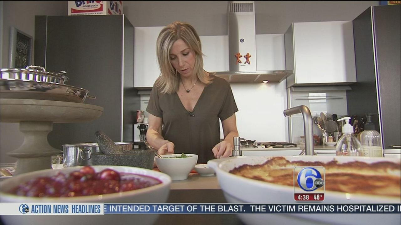 VIDEO: Your Life: Upgrade your Thanksgiving Day recipes