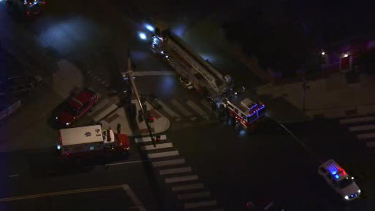 Barricaded scene cleared in West Philadelphia