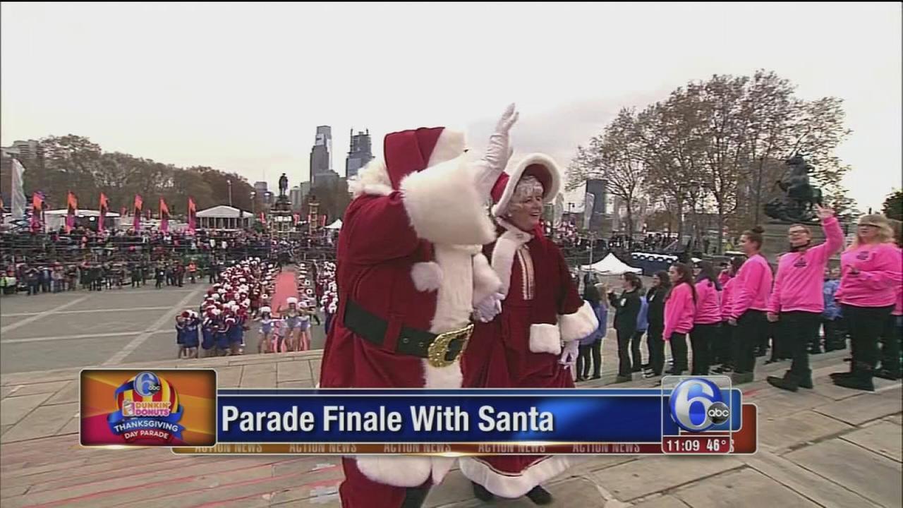 VIDEO: Parade wrap