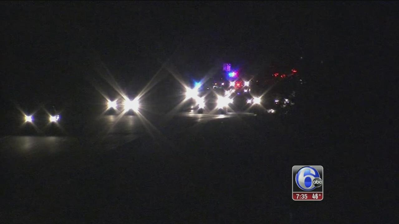 VIDEO: Route 55 ax