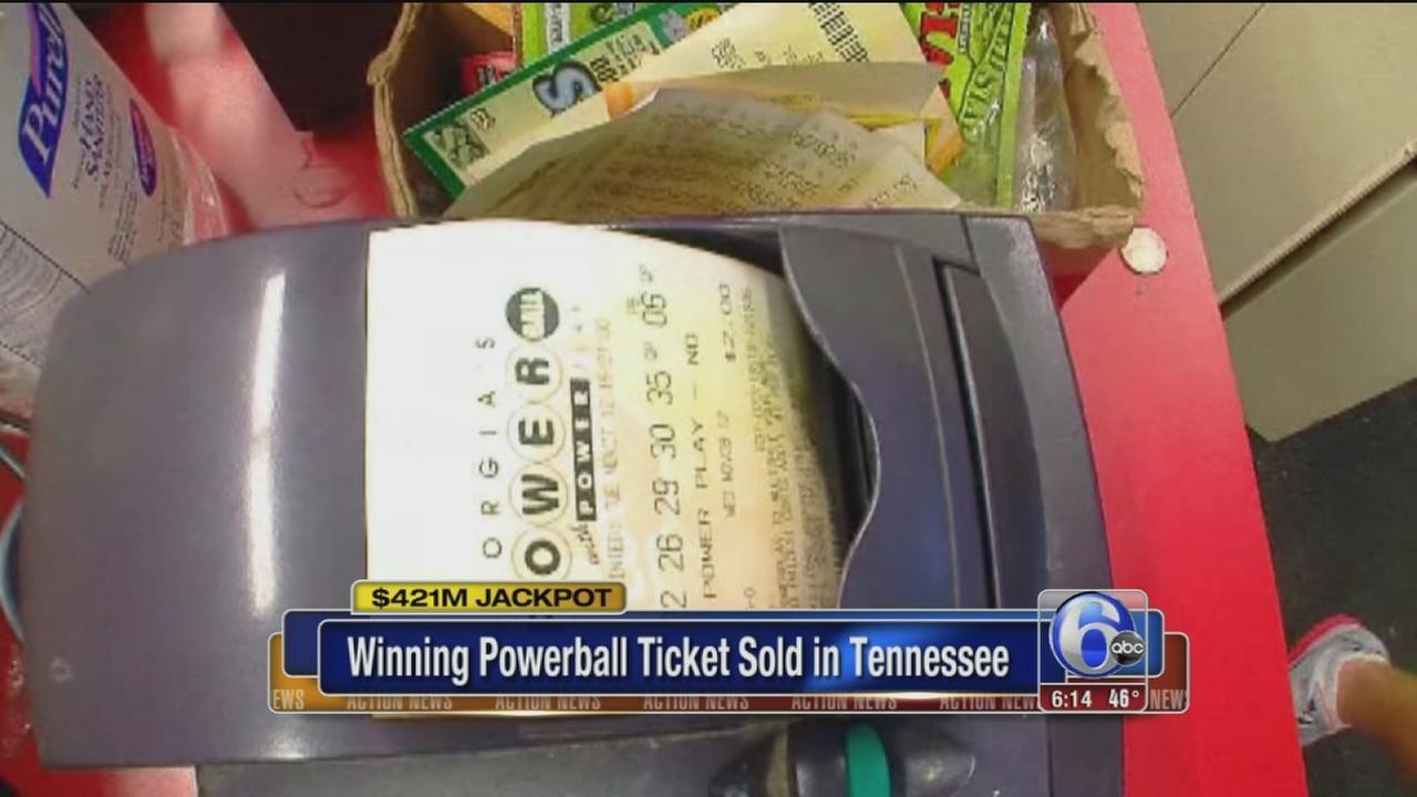 VIDEO: Powerball