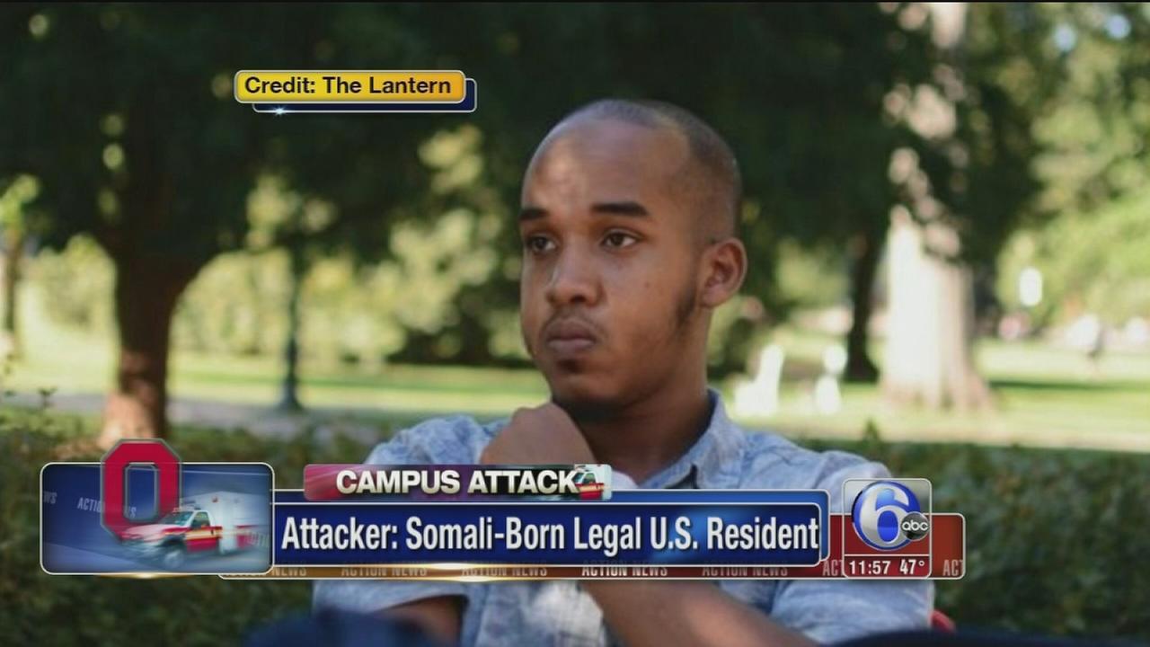 VIDEO: Ohio State attack
