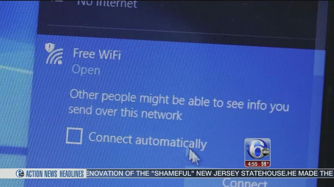 VIDEO: Protecting yourself over public WiFi