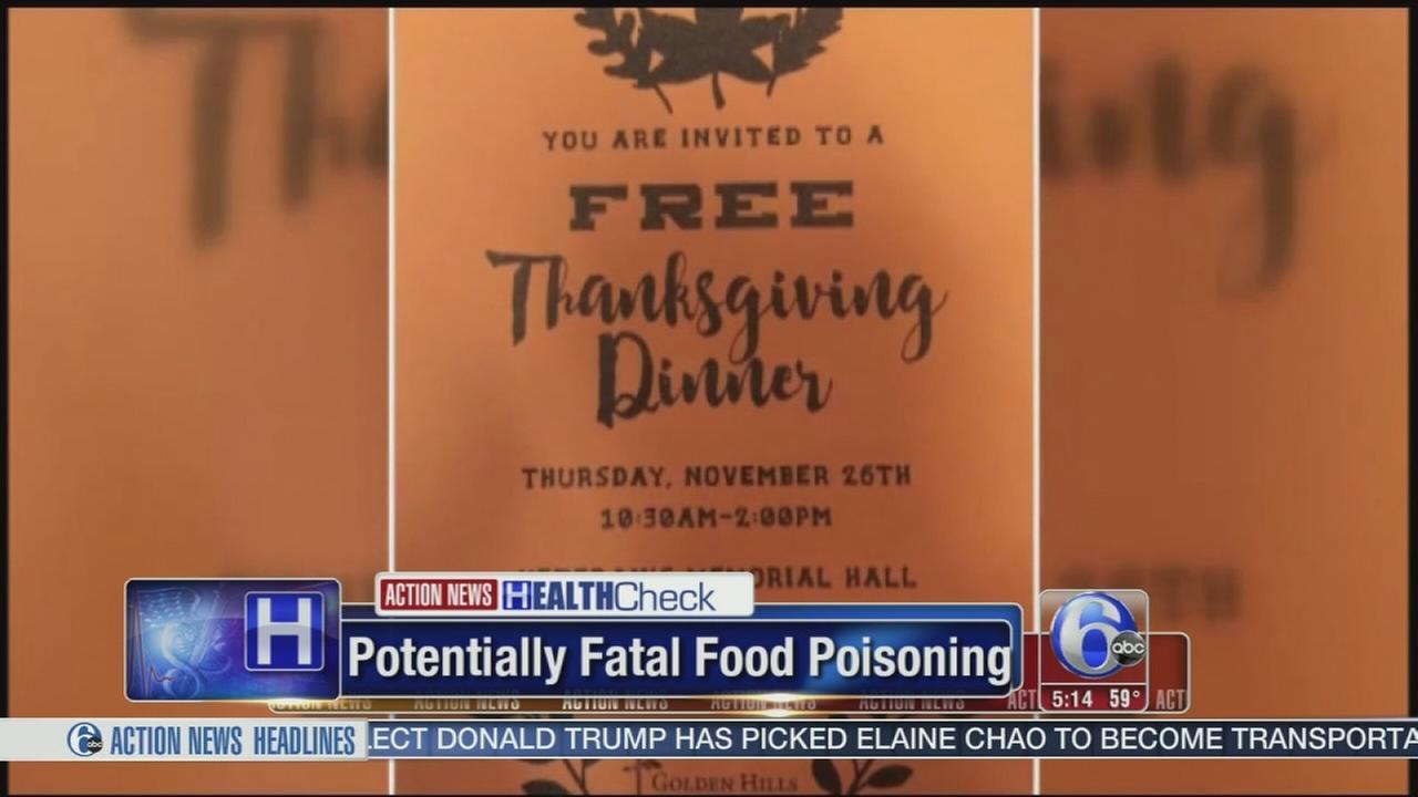 VIDEO: 3 dead after eating Thanskgiving Dinner