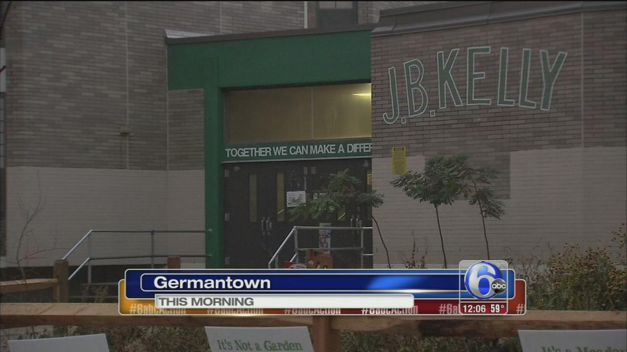 VIDEO: Power outage closes Germantown school