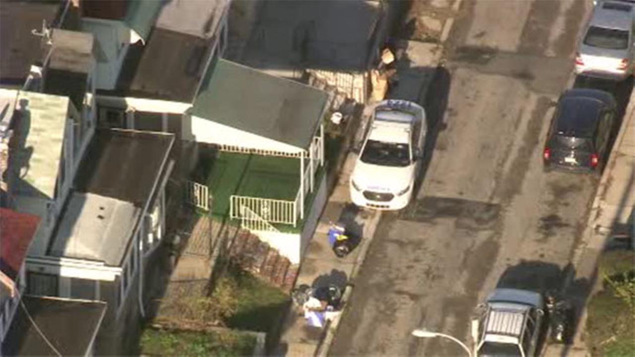 Man shot in the knee in Southwest Philadelphia