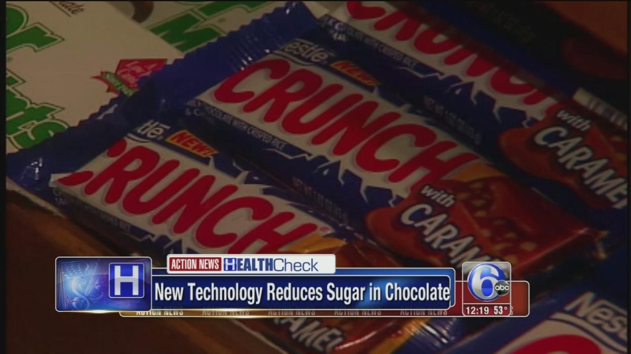 VIDEO: Nestle technology reduces sugar