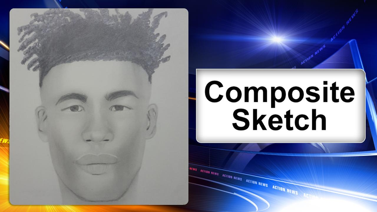 Sketch released of Del. indecent exposure suspect