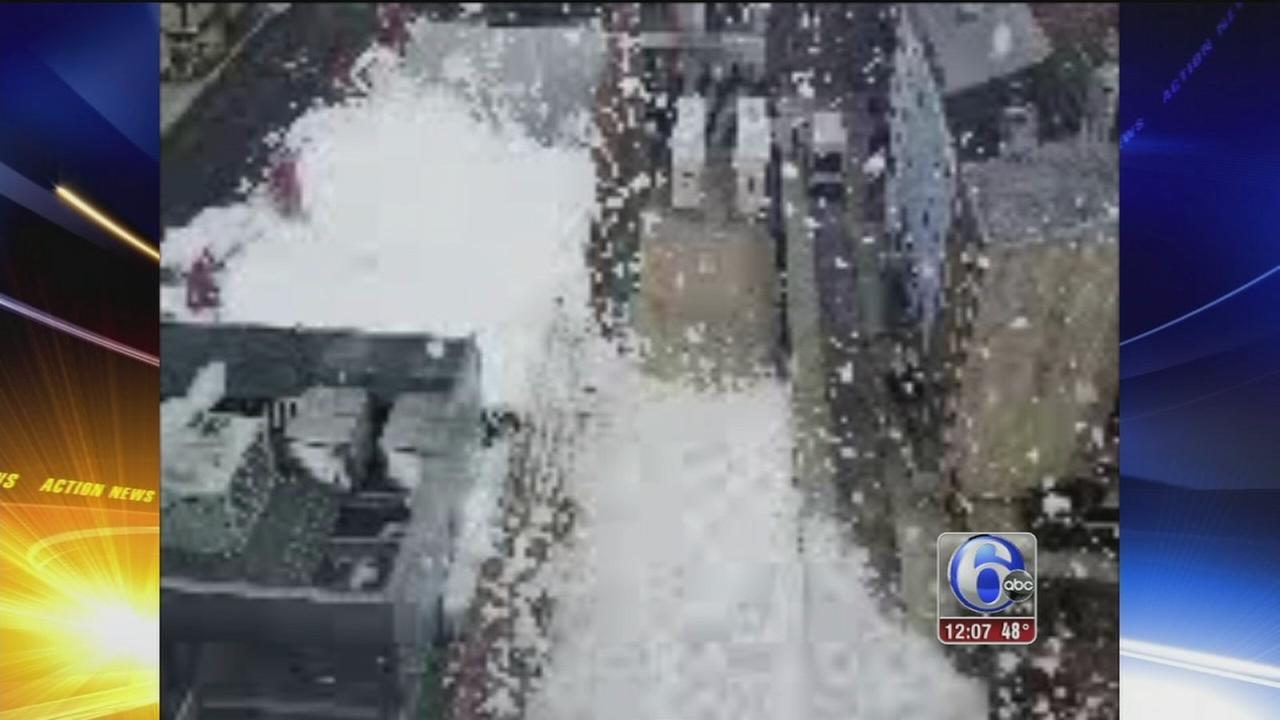 VIDEO: CC foam