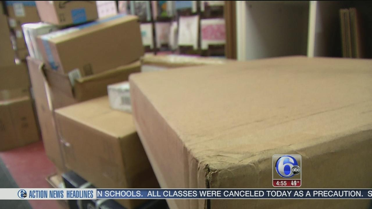 VIDEO: Local entrepreneur creates mail service that delivers at your convenience