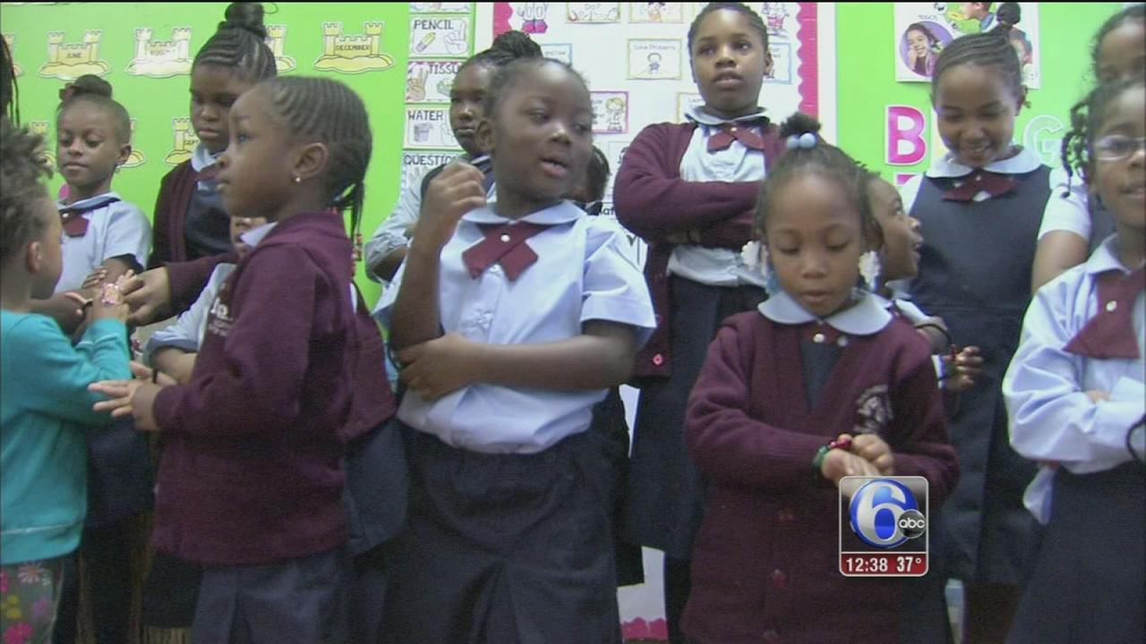 VIDEO: VIDEO: Students get early start on Kwanzaa celebration