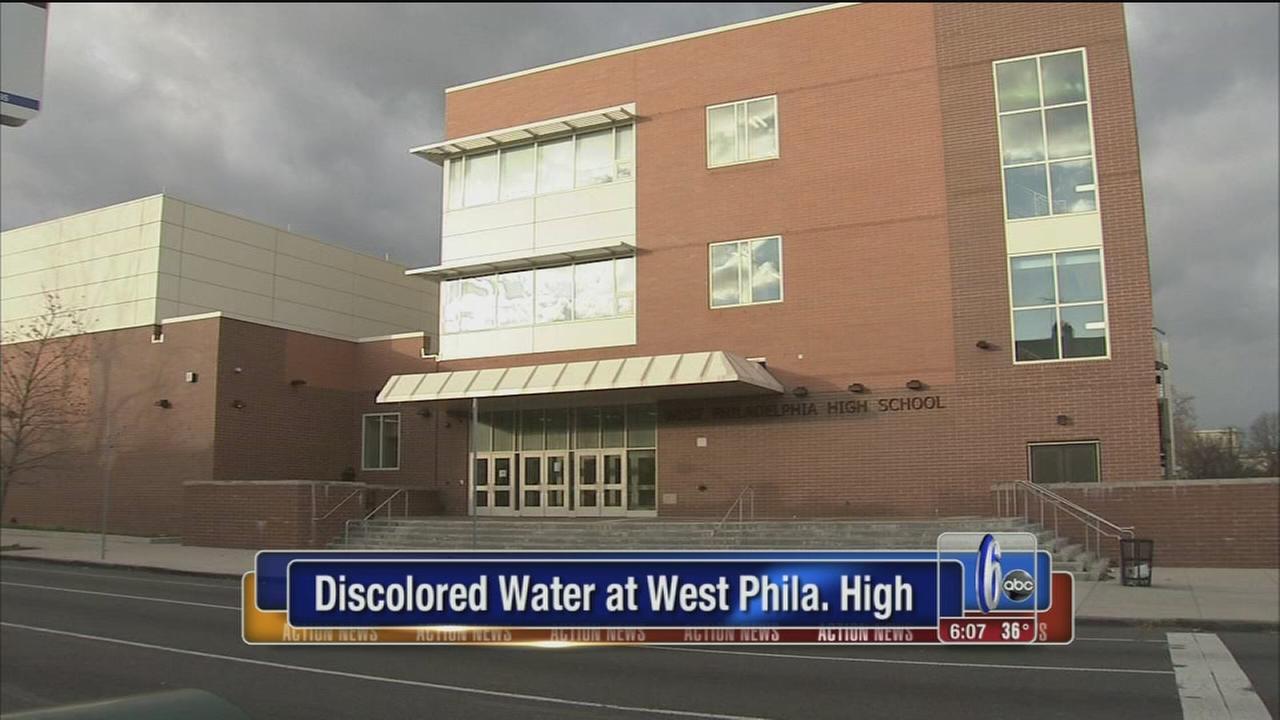 VIDEO: School water