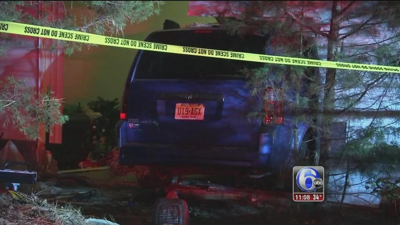 VIDEO: Pleasantville crash